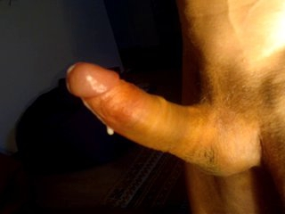 Nice jerking near cum.