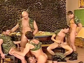 Dirty Military dudes love having nasty
