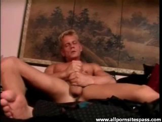 Anal hardcore all over cumshots coupled with masturbating