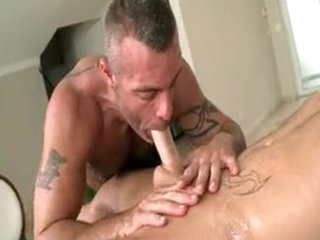 Beefed Attractive Beside Tattoos Making Out His Rubbing Expert 3 By GotRub